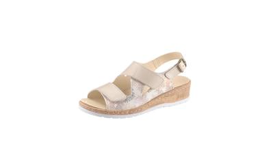 Sandale mit Trittdämpfung kaufen