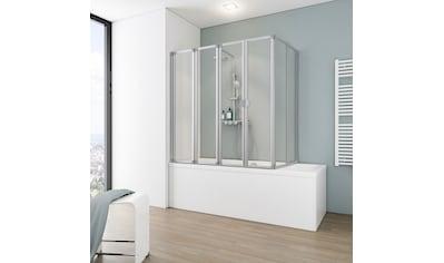 SCHULTE Badewannenaufsatz 6 - tlg., flexibel einsetzbar kaufen
