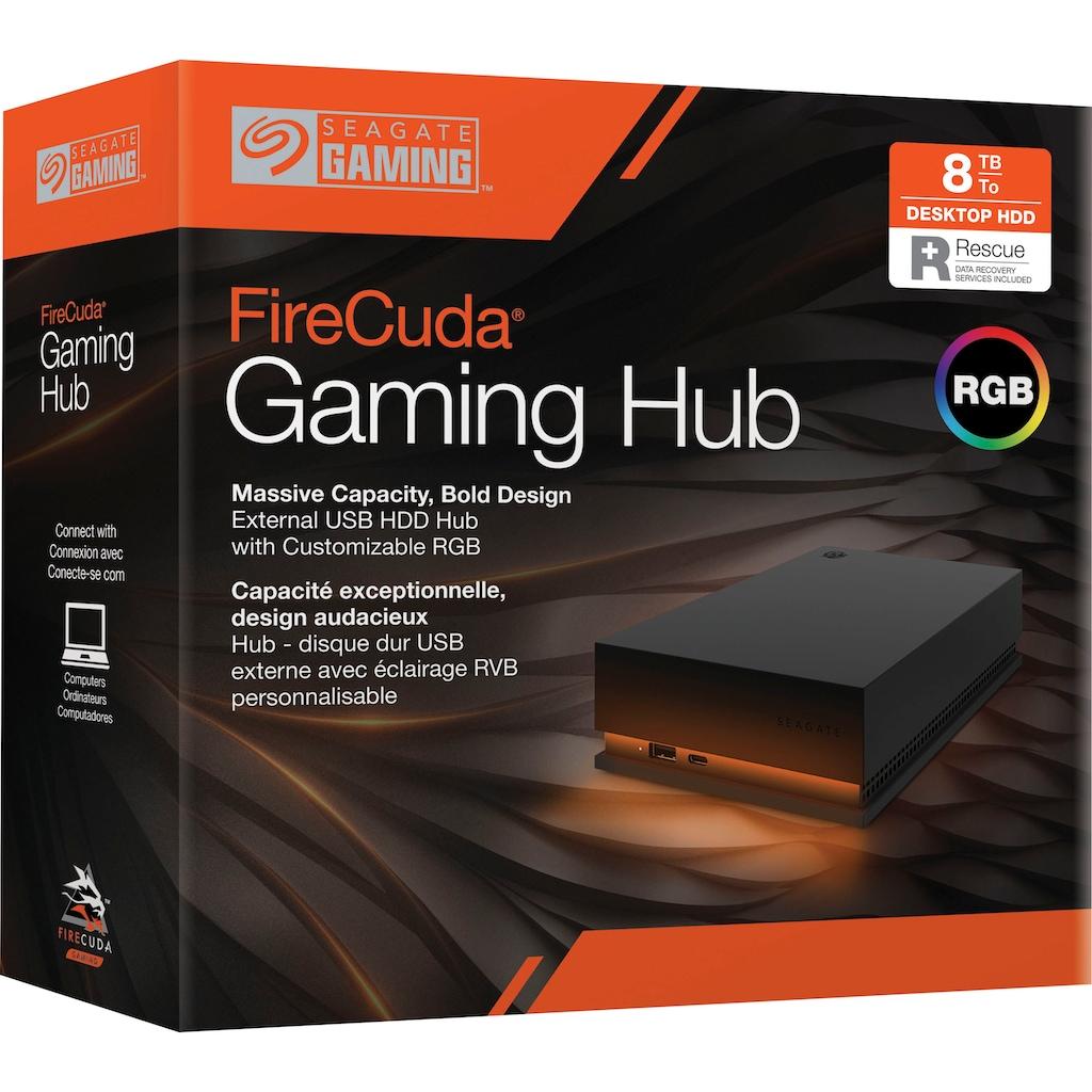 Seagate externe Gaming-Festplatte »FireCuda Gaming Hub«