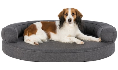 TRIXIE Hundesofa und Katzensofa »Florentina«, BxT: 110x85 cm, grau kaufen