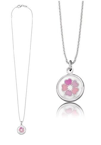 Herzengel Kette mit Anhänger »Blume als Symbol für Schönheit, HEN - GLAS - 04BEAUTY« kaufen