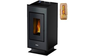 FREEPOINT Pelletofen »Elan evo«, Stahl, 6,5 kW, Dauerbrand, inkl. 15 kg Firestixx Holzpellets kaufen