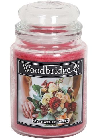 Woodbridge Duftkerze »Say It With Flowers« kaufen