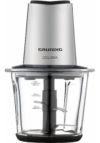 Grundig Zerkleinerer CH 8680 Delisia, 800 Watt kaufen