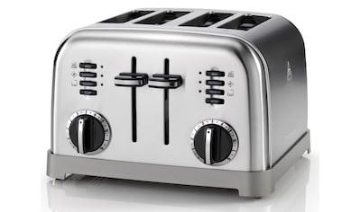 Cuisinart Toaster »CPT180E«, 4 kurze Schlitze, 1800 W kaufen