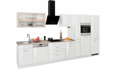HELD MÖBEL Küchenzeile »Utah«, ohne E-Geräte, Breite 390 cm kaufen