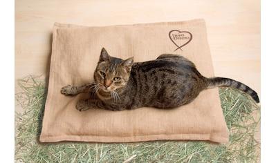 Hundebett und Katzenbett »Bio - Heubett Sweet Dreams« kaufen
