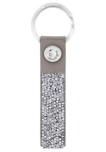 Swarovski Schlüsselanhänger »Rock Gray, 5174951«, mit Swarovski® Kristallen kaufen