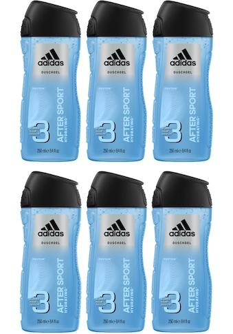 adidas Performance Duschgel »After Sport 3in1«, (Spar-Set, 6 tlg.), für Männer kaufen