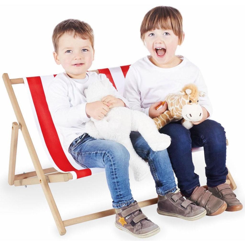 Pinolino® Stuhl »Linus für 2«, für Kinder; Made in Europe