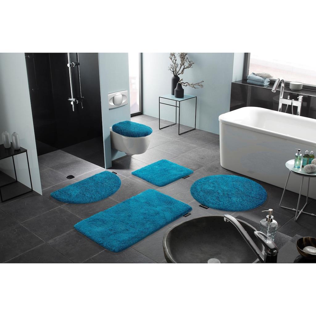 Badematte »Lana«, Bruno Banani, Höhe 25 mm, rutschhemmend beschichtet, fußbodenheizungsgeeignet