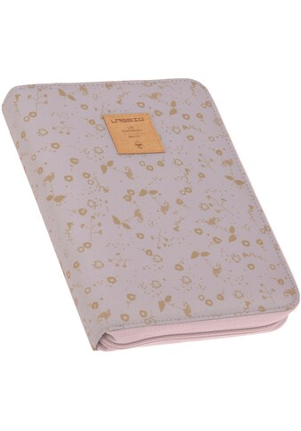 Lässig Mutterpass - Hülle »Document Pouch, Flowers lilac« kaufen