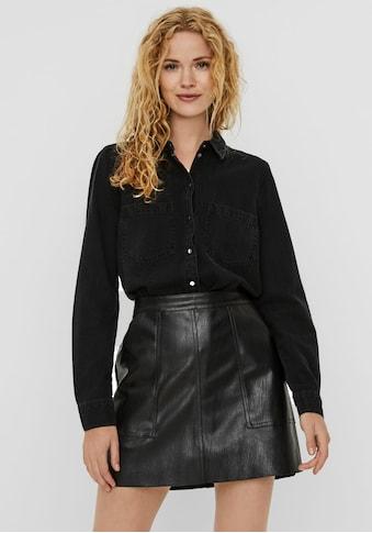 Vero Moda Jeansbluse »VMMILA« kaufen