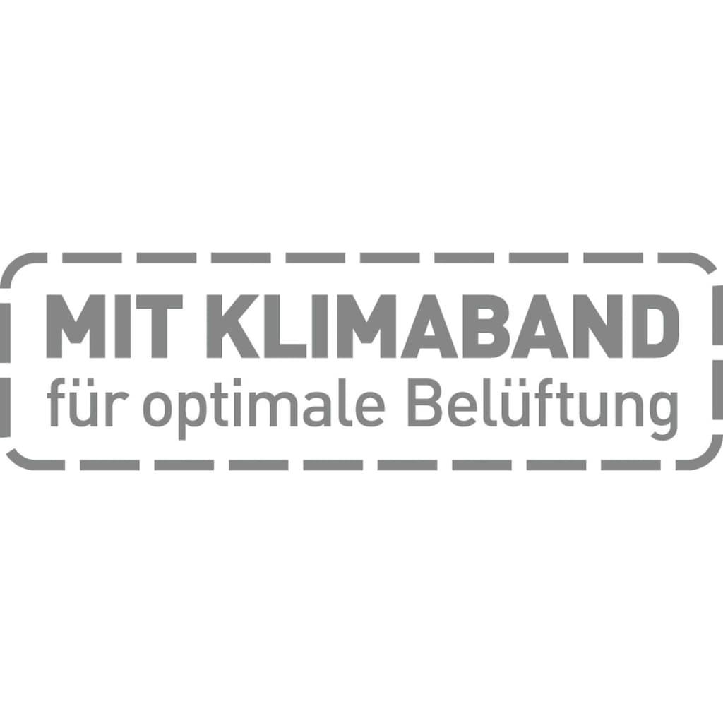 Frankenstolz Komfortschaummatratze »frankenstolz Allergo KS«, (1 St.), Die saubere Lösung für Allergiker