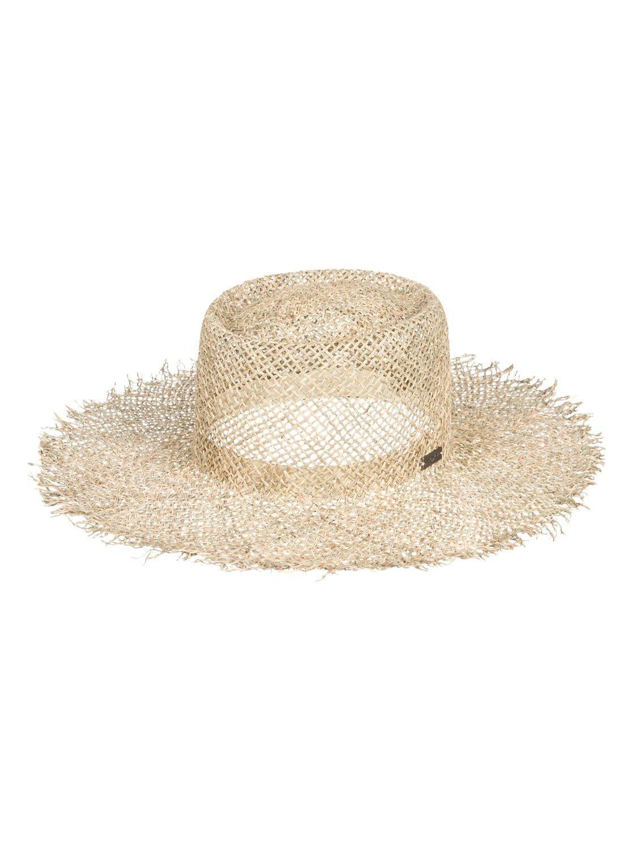 Roxy Strohhut Great Time beige Damen Strohhüte Hüte Accessoires