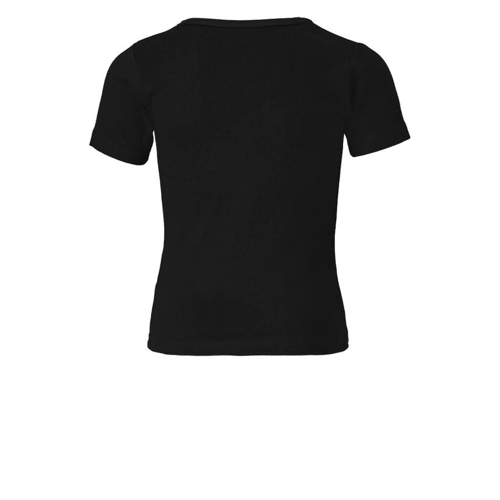 LOGOSHIRT T-Shirt mit coolem Frontdruck