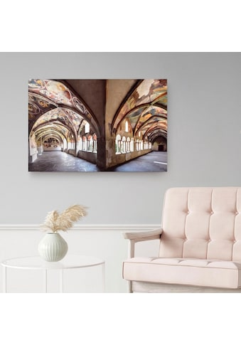 Holzbild »Deco Panel 60x90 Heavenly Hall« kaufen