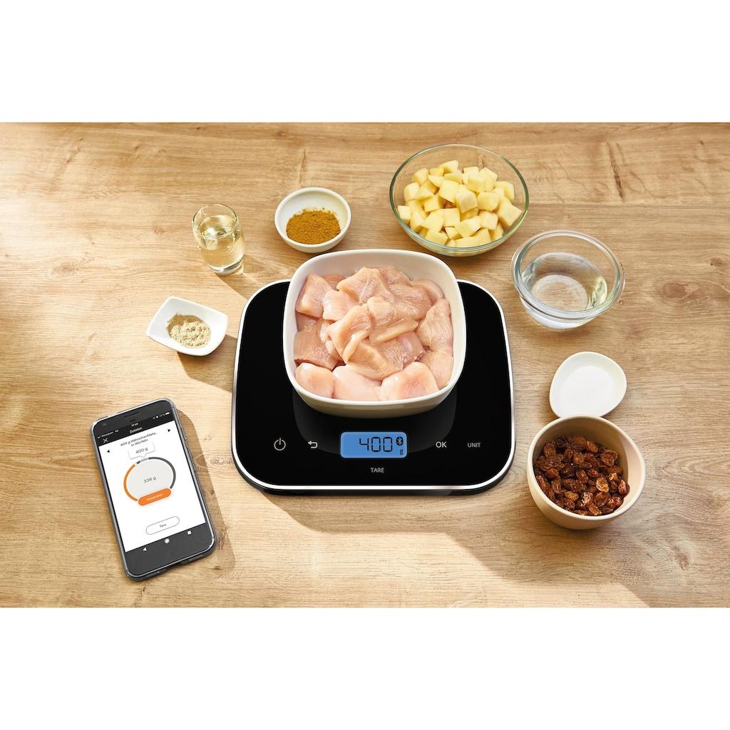 Krups Multikocher »Cook4Me+, Grameez CZ8568«, mit vernetzter Waage