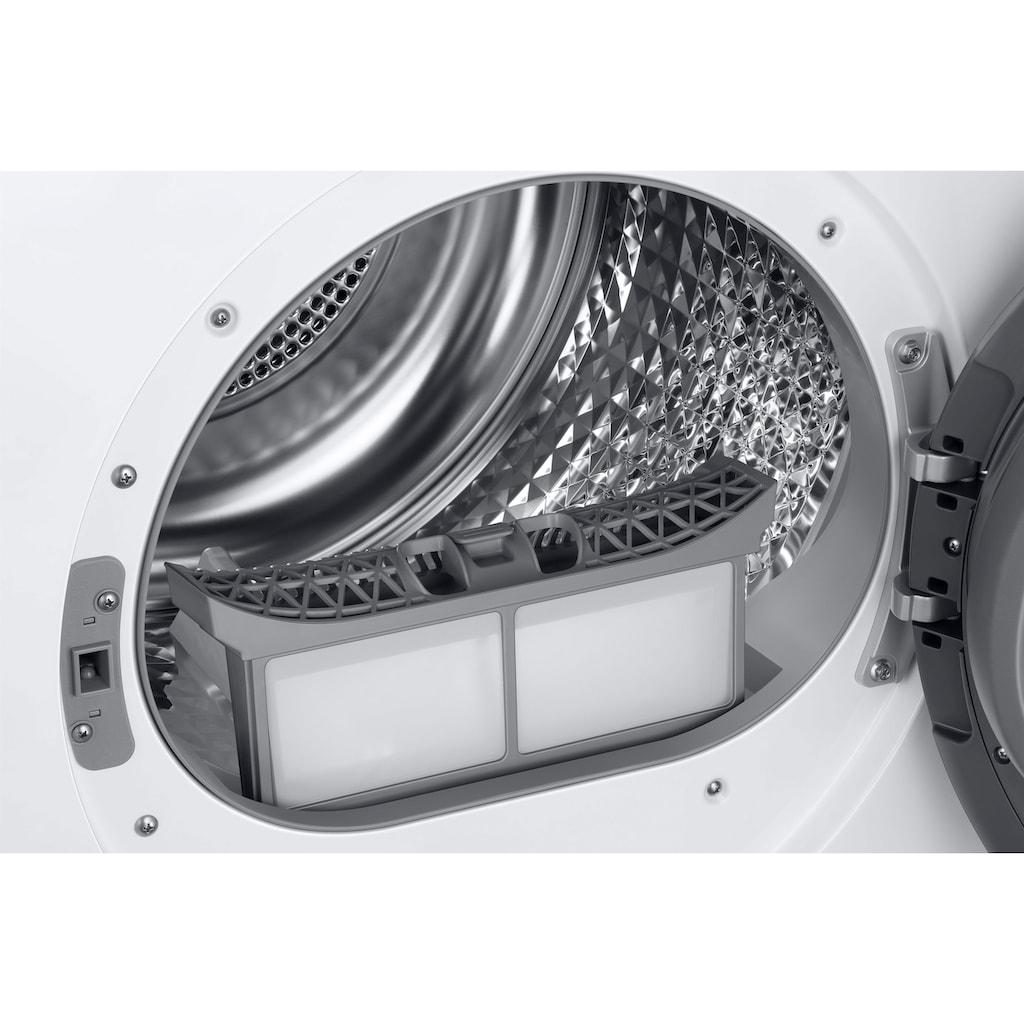 Samsung Wärmepumpentrockner »DV90T5240AW/S2«