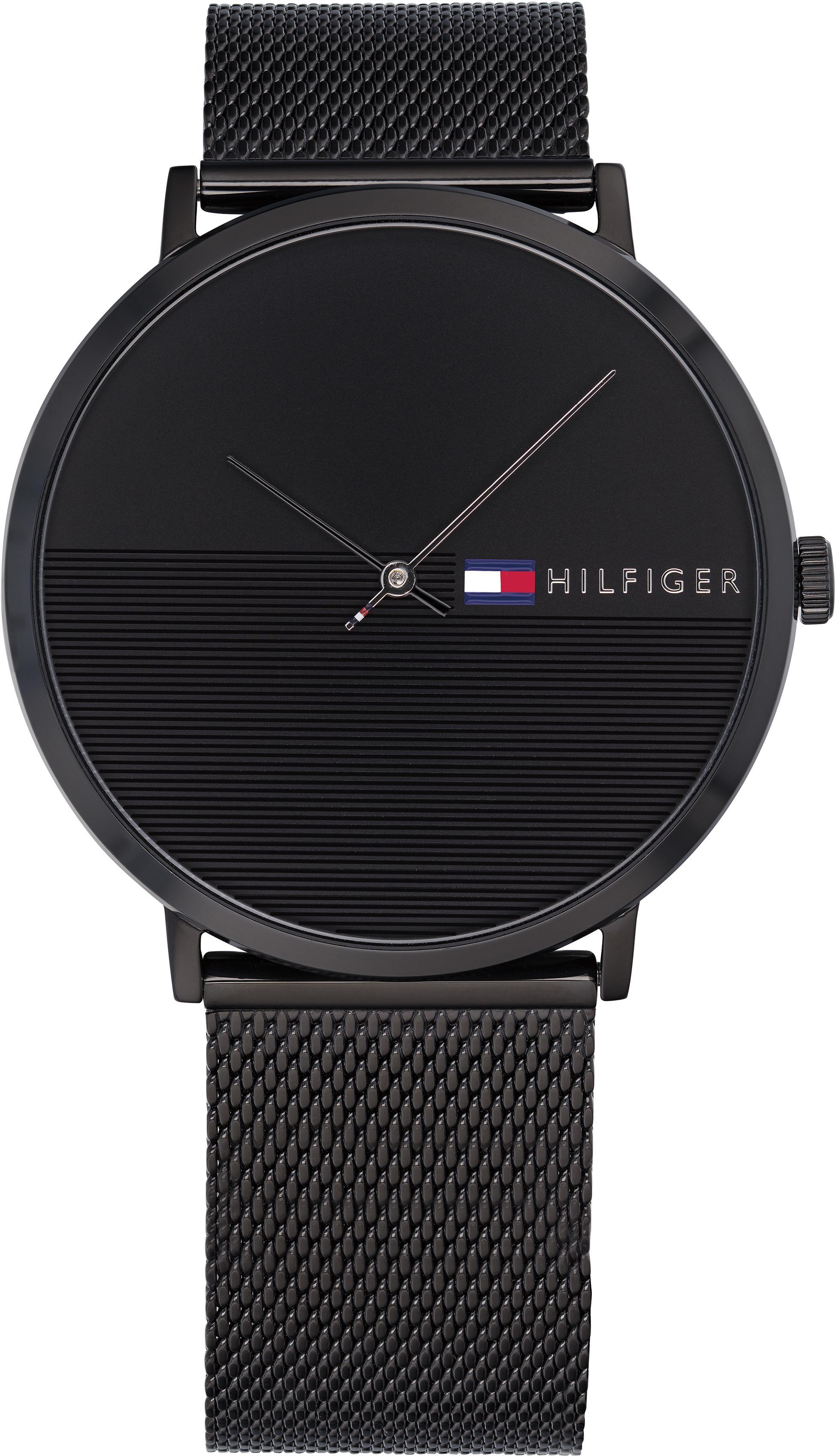 TOMMY HILFIGER Quarzuhr »CASUAL SPORT, 1791464« | Uhren > Quarzuhren | Schwarz | TOMMY HILFIGER