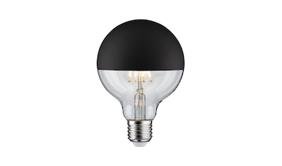 Paulmann »Globe 95 Kopfspiegel Schwarz matt 5W E27 Warmweiß dimmbar« LED - Leuchtmittel, E27, Warmweiß kaufen