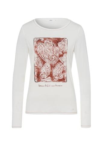 Brax Langarmshirt »Style Carina« kaufen