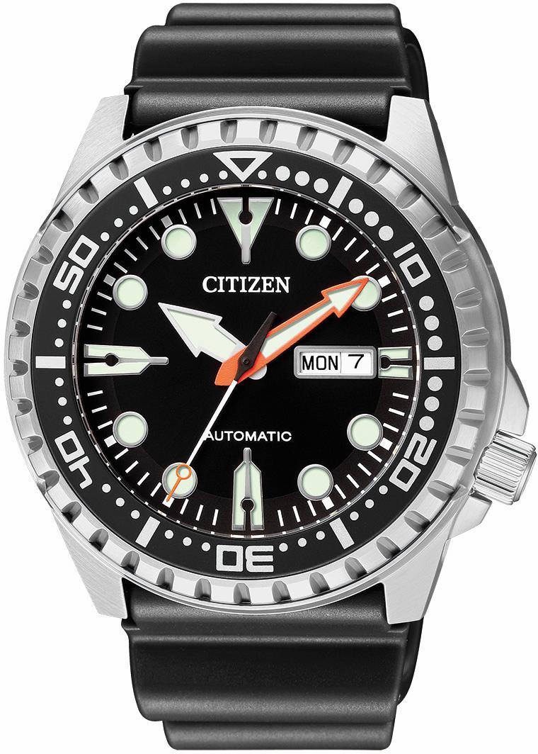 Citizen Automatikuhr »NH8380-15EE« | Uhren > Automatikuhren | Schwarz | CITIZEN