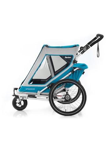 Qeridoo Fahrradkinderanhänger »SPEEDKID 1« kaufen