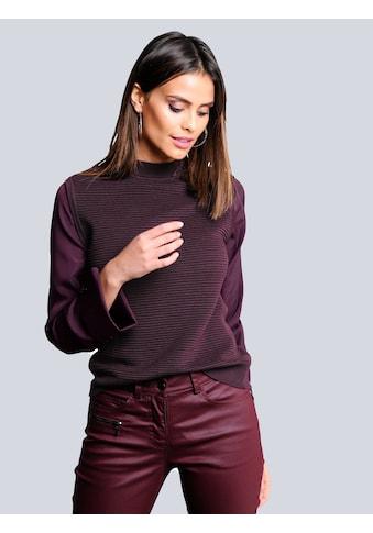 Alba Moda 2-in-1-Pullover, in 2-in-1-Optik kaufen