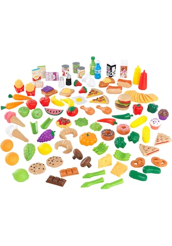 """KidKraft® Spiellebensmittel """"Set aus Kunststoff"""", (115 - tlg.) kaufen"""