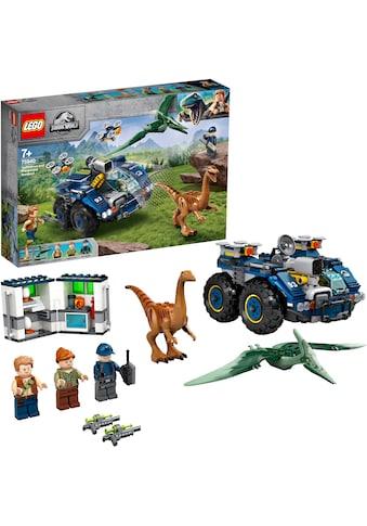 LEGO® Konstruktionsspielsteine »Ausbruch von Gallimimus und Pteranodon (75940), LEGO®... kaufen