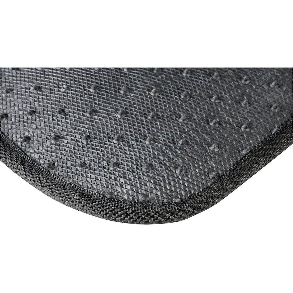 WALSER Auto-Fußmatten »Elegance«, Kombi/PKW, (Set, 4 St.), Gr. C