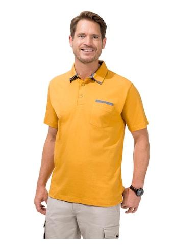 Marco Donati Kurzarm - Shirt mit aufgesetzter Brusttasche kaufen