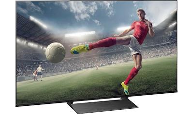 "Panasonic LED-Fernseher »TX-65JXW854«, 164 cm/65 "", 4K Ultra HD, Smart-TV kaufen"