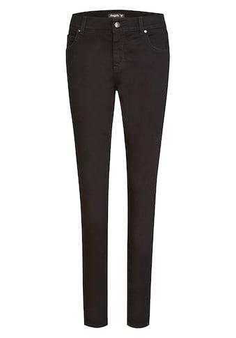 ANGELS Jeans ,Skinny' in dunkler Färbung kaufen