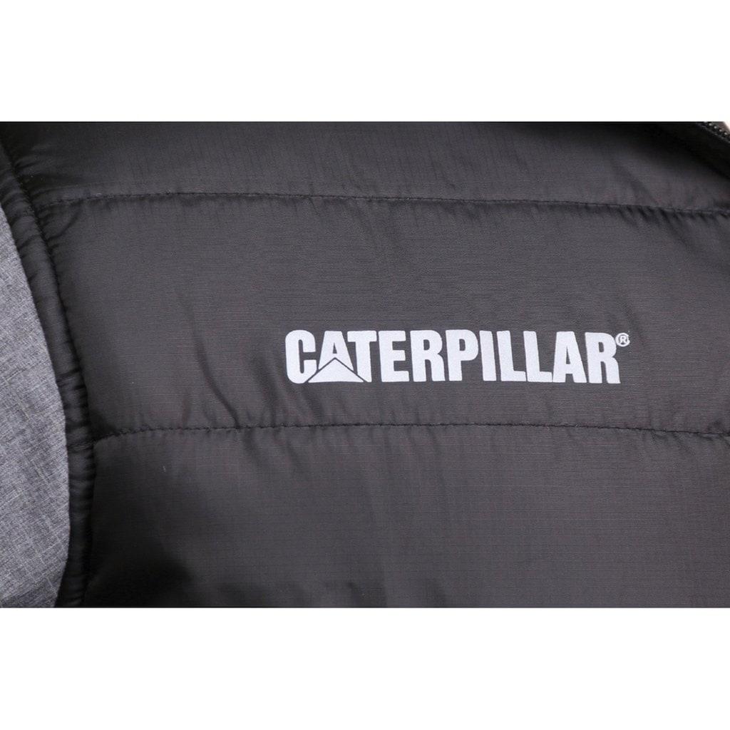 CATERPILLAR Fleecejacke »Herren Atomic Reflektive Jacke«