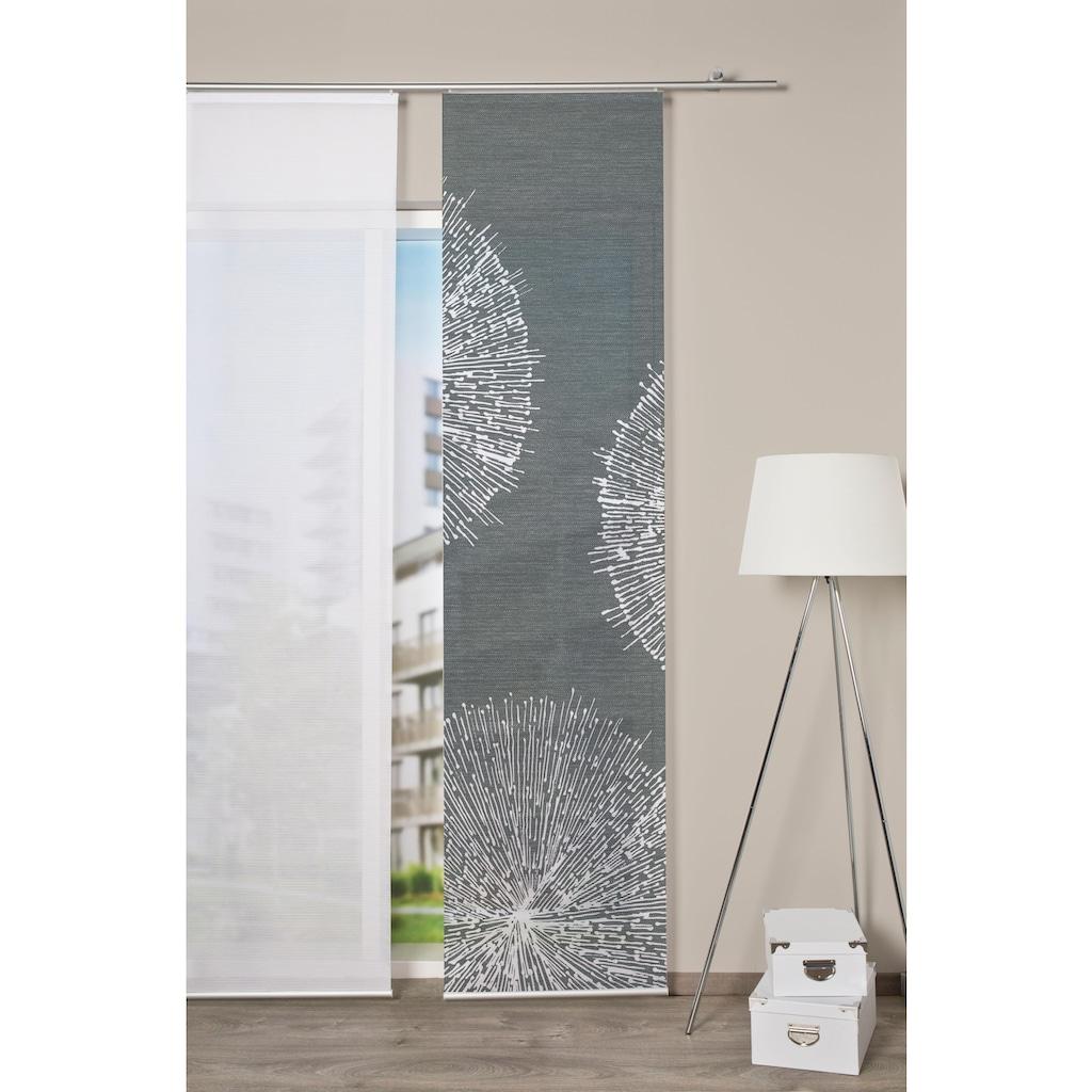 Vision S Schiebegardine »CRESTON«, HxB: 260x60, Schiebevorhang Bambusoptik Digitaldruck