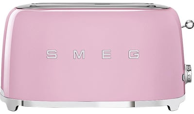 Smeg Toaster »TSF02PKEU«, 2 lange Schlitze, 1500 W kaufen