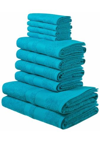 Handtuch Set, »Vanessa«, my home (Set) kaufen
