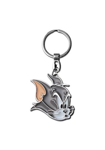 LOGOSHIRT Schlüsselanhänger »Tom & Jerry - TOM«, mit lizenziertem Originaldesign kaufen
