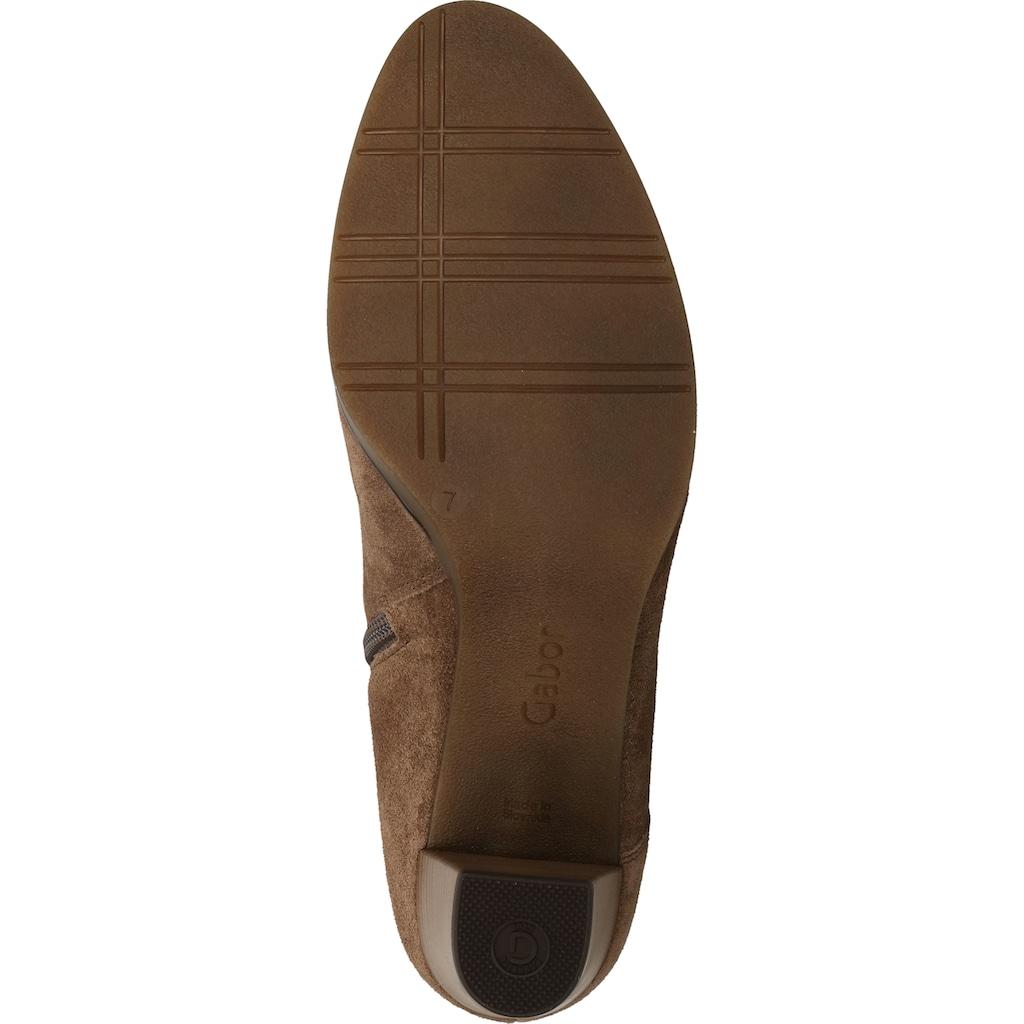 Gabor Schnürstiefelette »Leder«