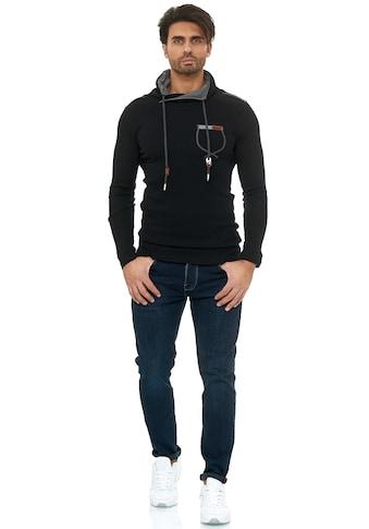 RedBridge Sweatshirt »Santa Rosa«, mit hohem Kragen kaufen