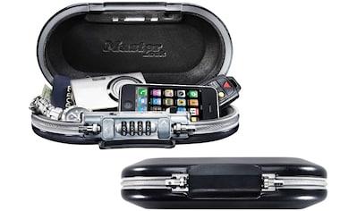 Master Lock Schlüsseltresor »Safe Space«, Dokumentenkassette, Innenmaße B/T/H: 21,5x3,5x8,9 cm kaufen