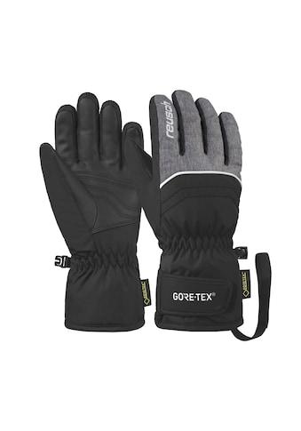 Reusch Skihandschuhe »Tommy GORE-TEX Velcro Junior«, warm, wasserdicht und atmungsaktiv kaufen