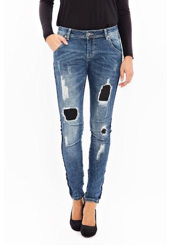 Blue Monkey Skinny - fit - Jeans »Tina 1523« kaufen