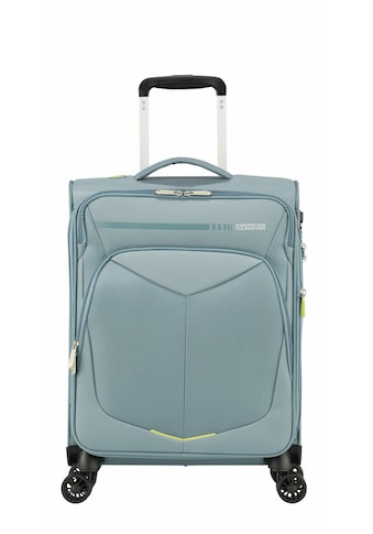 American Tourister® Weichgepäck-Trolley »Summerfunk, 55 cm«, 4 Rollen, mit Volumenerweiterung kaufen