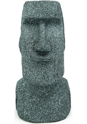 NOOR LIVING Gartenfigur »Osterinsel Skulptur Moai Kopf M«, (1 St.) kaufen