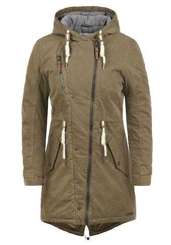 DESIRES Parka »Lew Parka«, warme Jacke mit asymmetrischem Reißverschluss kaufen
