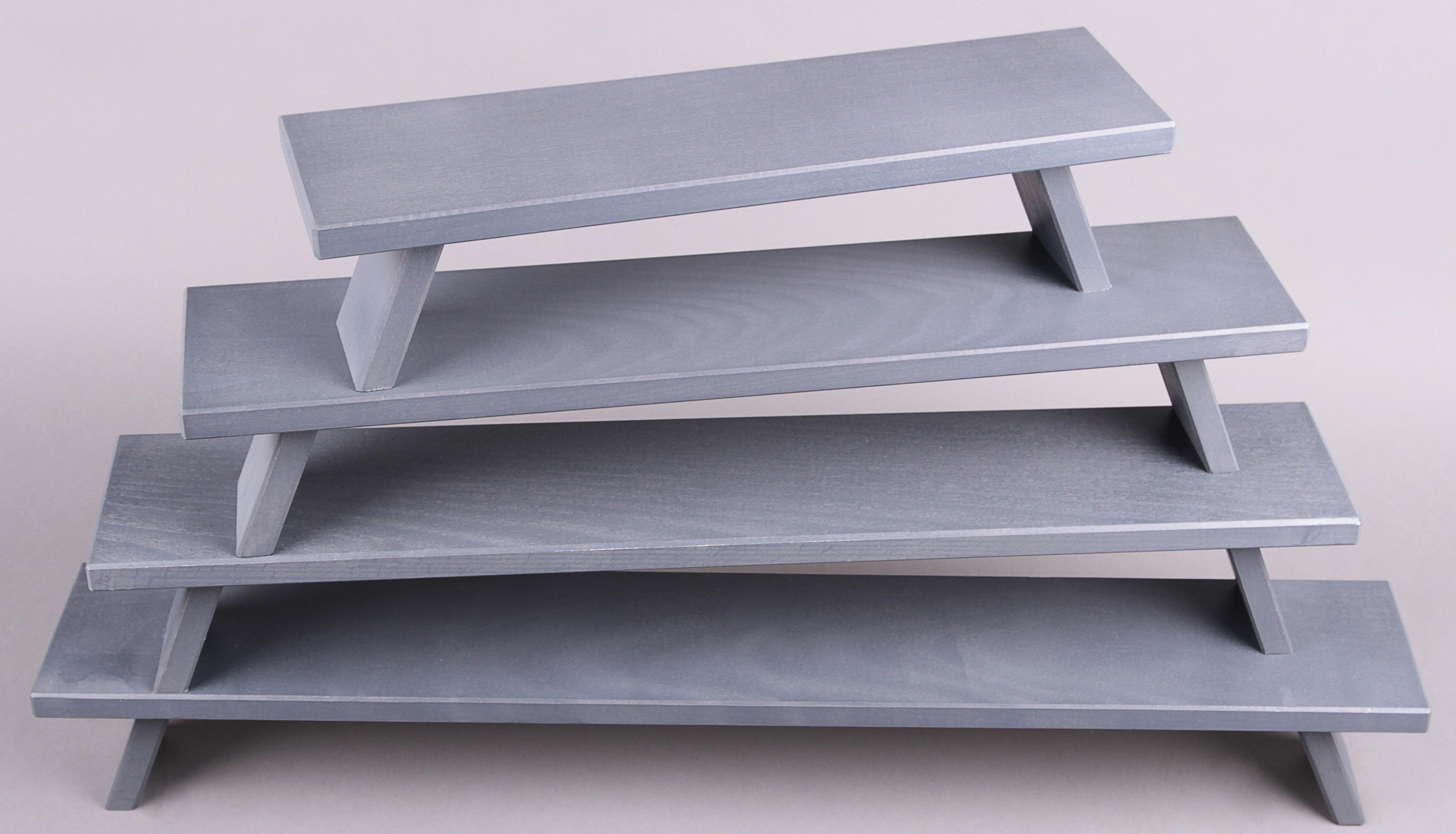 Weigla® Fensterbank, grau
