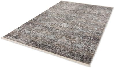 SCHÖNER WOHNEN-Kollektion Teppich »Mystik 195«, rechteckig, 7 mm Höhe, weiche Oberfläche, Wohnzimmer kaufen